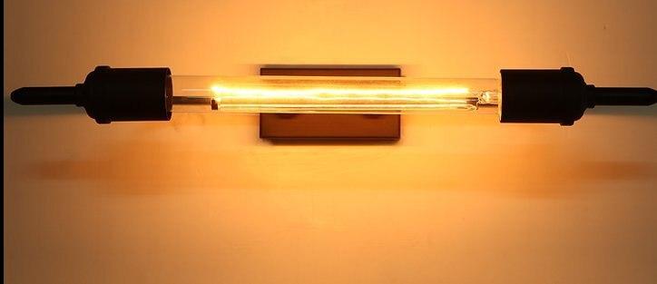 ФОТО Free shipping AC American country Vintage industrial creative iron loft aisle wall lamp