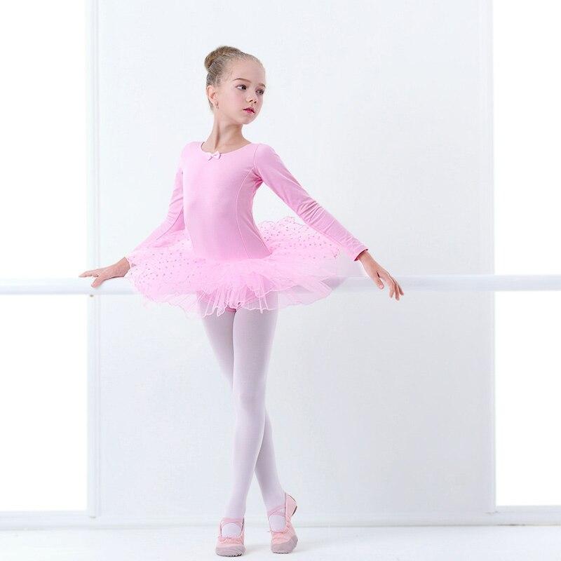 Ballet dress toddler black