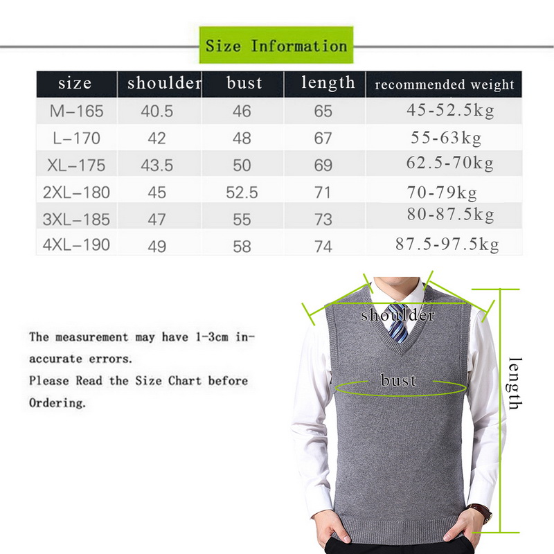 Litthing New 2019 Knitted Pullover Men V-Neck Sleeveless Formal Business Pull Homme Casual Solid Sweater Men Thin Sweaters Vest