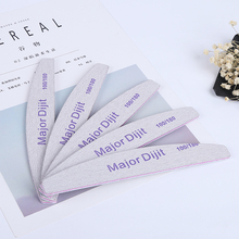 5pcs/lot Nail File High Quality Professional Double Side Manicure Buffing Polish Beauty Tools
