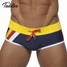 Men's Beach Briefs Boxer Trunks