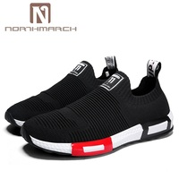 NORTHMARCH 2018 Men's Casual Shoes Slip On Sneakers Men Breathable Shoe Mesh Men Shoes Summer Tenis Masculino Adulto Zapatos