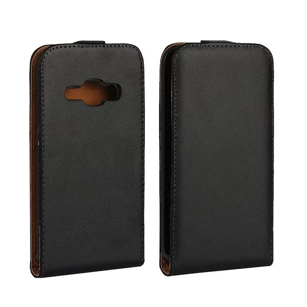 J1(2016) for Samsung Galaxy J120 J120F leather Case Open up and down Cover Cases 120 for SM J120 J1-2016