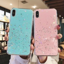 Glitter Bling Sequins Case For Huawei Huawei P30 P20 Pro Soft Silicone Cover For Huawei Mate 20 Pro honor V20 Nova 3 3i 4 Coque цена и фото