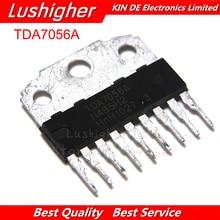 10pcs TDA7056A TDA7056B SIP 9 TDA7056 SIP9 오디오 전력 증폭기 통합 블록