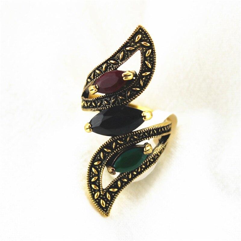 Free shipping exquisite fashion ladies jewelry retro index finger ring individual girls ring exquisite workmanship elegant