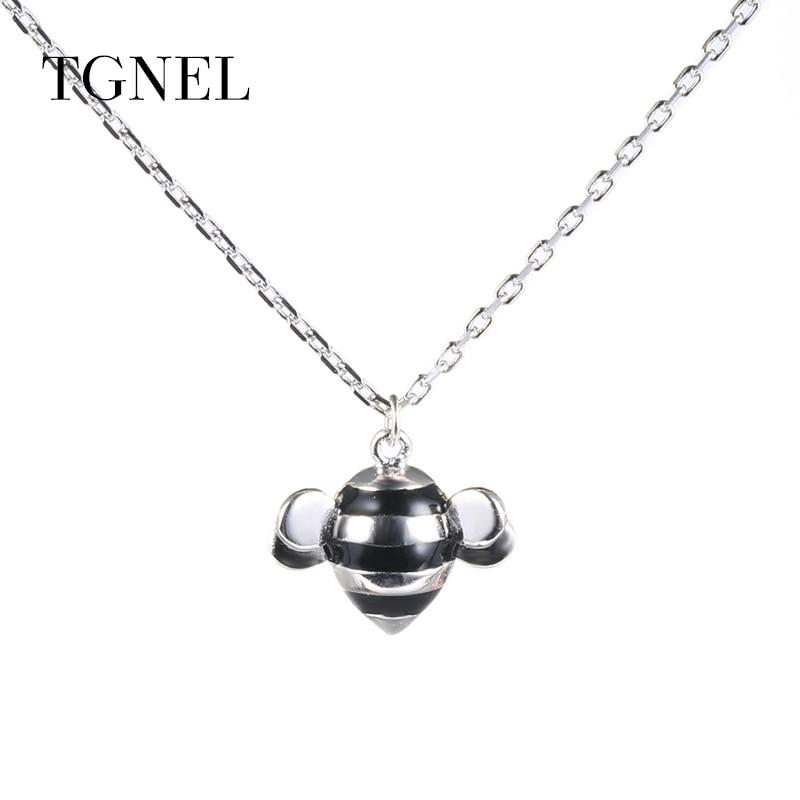 TGNEL S925 Серебряне намисто кулони - Вишукані прикраси