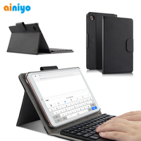 Case For Xiaomi Mi Pad 4 MiPad4 Protective Cover Wireless Bluetooth keyboard PU Leather MiPad 4 Mi Pad 8 Tablet Protector cases