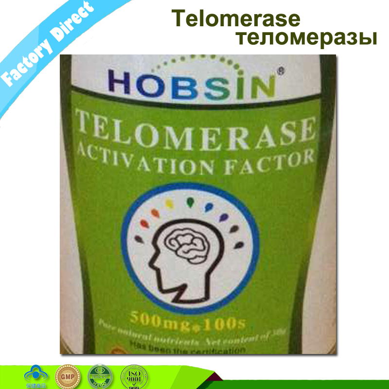 Telomerase Activation Soft caps 100pcs/bottle Aging Cancel Keep Genetic Stabilit Cell Permanent Biochemistry Aging Relaxation vitamin b17 caps bitter apricot kernel extract anti aging anti cancer 100pcs bottle
