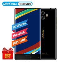 Ulefone Mix Smartphone 4G 5 5 Inch MTK6750T Octa Core Android 7 0 4GB RAM 64GB