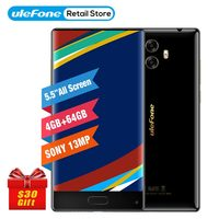 Ulefone Mix Smartphone 4G 5 5 Inch MTK6750T Octa Core Android 7 0 4GB RAM 64GB