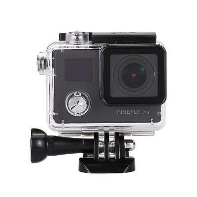 Free Shipping Hawkeye Firefly 7S 12MP 4K WIFI Waterproof FPV Action Camera HD Camera Recorder