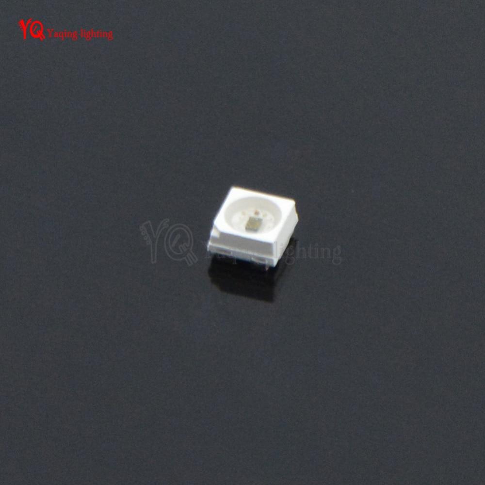 10-1500pcs WS2812B (4pins) Διευθυνσιοδοτούμενα - Φωτισμός LED