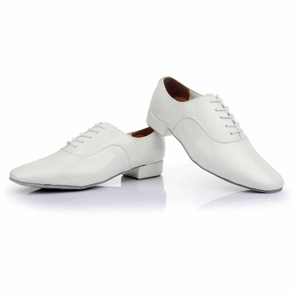 עסקי עור נעלי גברים לנשימה גומי לבוש הרשמי נעלי זכר משרד חתונה דירות הנעלה ריקוד נעל Mocassin Homme