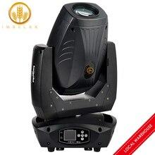 Imrelax 뜨거운 판매 새로운 200 w led 빔 스팟 워시 3in1 이동 헤드 라이트 플러스 줌 기능 18 채널 dmx dj 무대 디스코 라이트