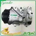 Carro Auto A/C AC Ar Condicionado Bomba Compressor 6SBU16C PV7 para Toyota Camry Saloon MCV3 ACV3 XV3 XV4 3.5 VVTi XLE 8832033200