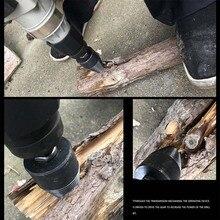 Высокоскоростное Сверло по дереву, сплиттер с винтовыми конусами, сверло по дереву, ТШ магазин