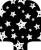 Brand New Estrelas Impressão Bagagem Do Trole Bagagem de Viagem Mala Capa Protetora À Prova D' Água Elástica Capa Aplicar Para 18-30 polegada caso