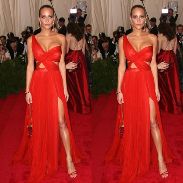 Red carpet prom dresses - Prom dress style