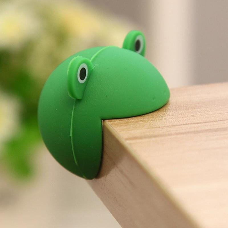 2pcs Safety Table Corner Protector Cute Animal Security Edge Corner Guards For Toddlers The Elderly Safe Care