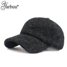 YARBUU  marca gorra de béisbol para los hombres sombrero ocasional del  snapback de las mujeres nueva moda de alta calidad sólid. 05bcb48dc23