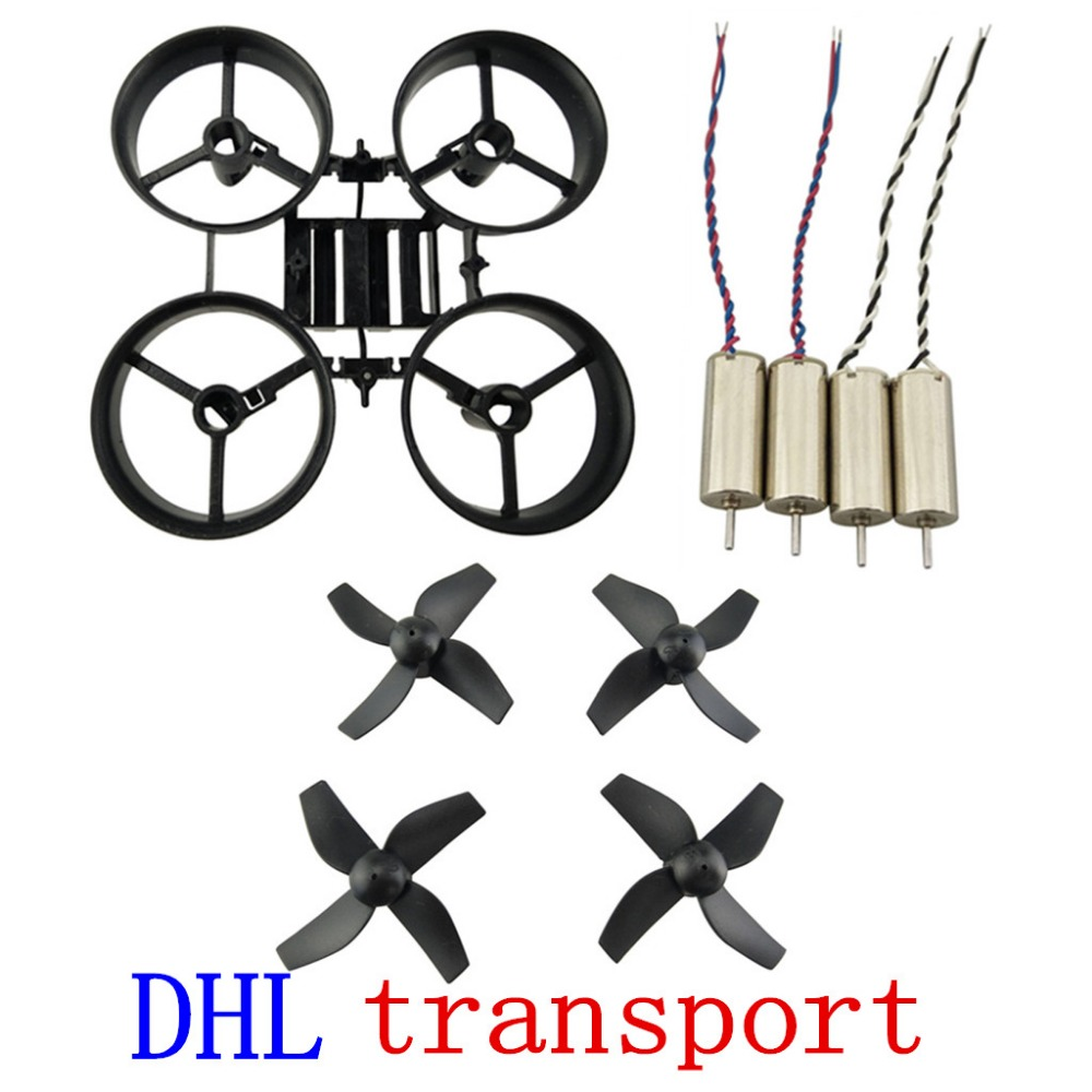 Remote control helicopter aircraft parts H36 <font><b>E010</b></font> NH-010 helicopter rack motor <font><b>propeller</b></font> fan spare parts aircraft image