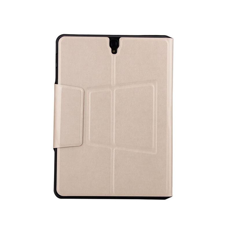 купить Ultra Slim Bluetooth Keyboard with Leather Case Cover For Samsung Galaxy Tab S3 9.7 T820/T825 A8 по цене 2497.11 рублей