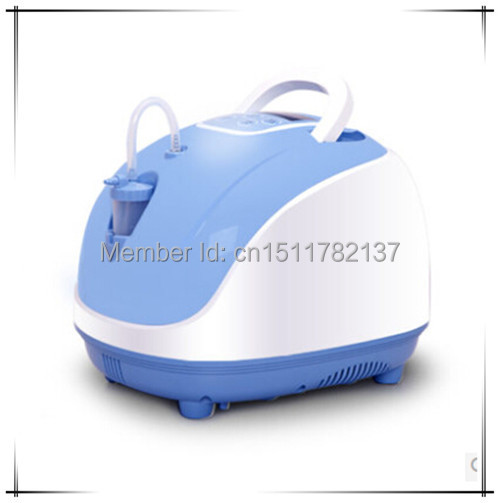 CE Approved Portable Oxygen Concentrator 1L 3L 5L Facial Skin Body Brain Heart Care Respiratory Disease Healthy Top Quality