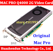 Fro Mac Pro Quadro 4000 Graphics Video Card PCI-E GDDR5 For 08-12 machine MP 3.1-5.1 stronger than HD5770 Free ship via DHL