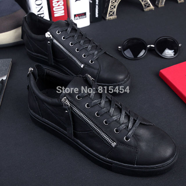 6ee0d0037 Real picture Rivet Men Arena Sneakers Black Rare Extra Blanc Yeezy High Top  Cotes Men Short Winter Boots Flat Sports Shoes 2015