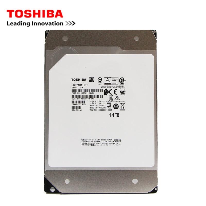 Disco duro interno de 14TB 3,5