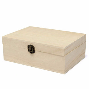 New Home Storage Box Natural W