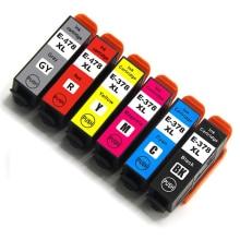 vilaxh 378XL 478XL Compatible Ink Cartridge For Epson T378 T478 378 478 XL Expression Photo XP-8500 XP-8505 XP-15000 Printer цена в Москве и Питере