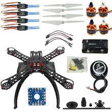 DIY RC Drone Quadrocopter X4M380L Frame Kit APM 2.8 Flight Control GPS F14893-K