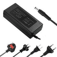 Nobsound 24V @ 6A 150 W AC/DC Versterker Voeding Adapter LED 100 V 240 V 50/60Hz 5.5mm/2.5 (2.1) mm