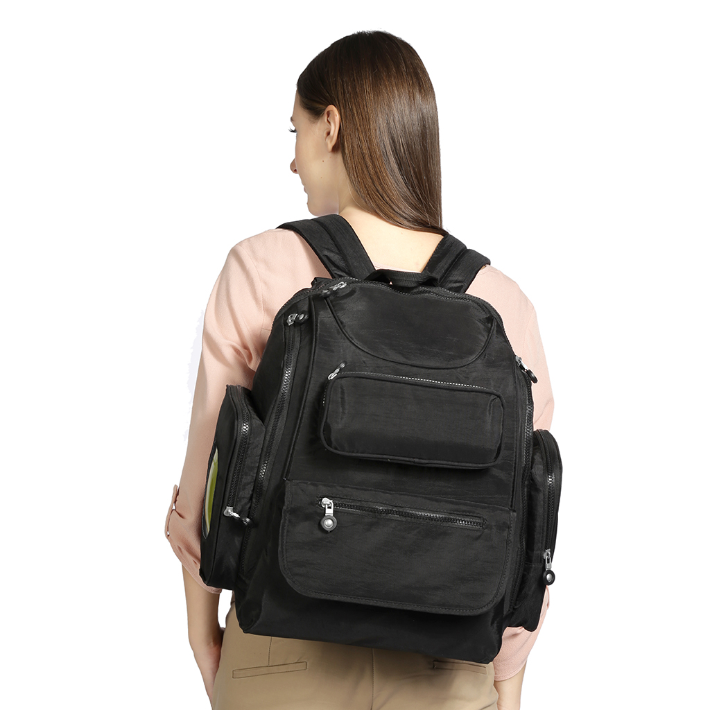 Pañales bolsa de bebé mochilas Nappy cochecito maternidad para mamá  mochilas mujer 73003 026807214403