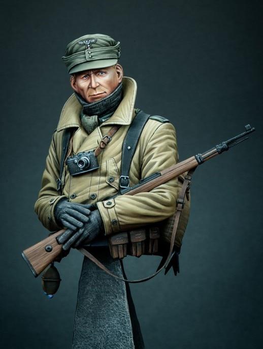 สงครามโลกครั้งที่สองกองทหารภูเขาเยอรมันจับตา