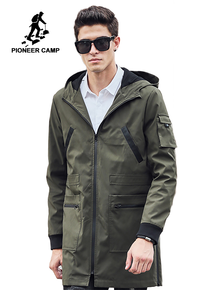 Hot Sale 2019 Parka Men Winter Jackets Cotton Chaquetas Hombre Parkas Mens Casual Outerwear Mens Jackets