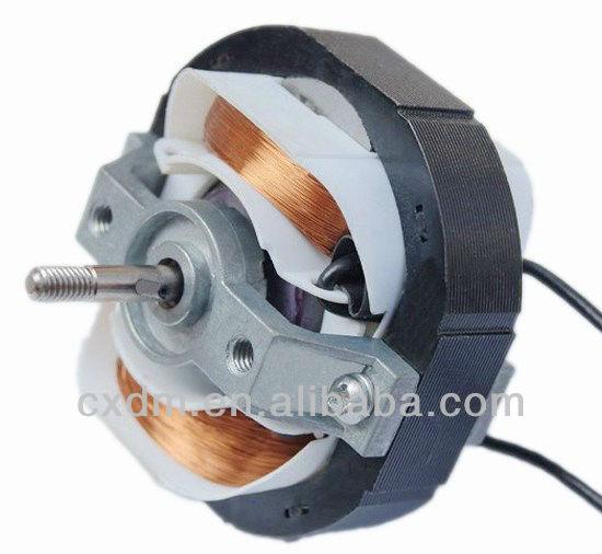 220v yj58-16 ac shaded pole small electric fan motor