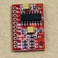 Free Shipping 5PCS USB DC 5V Power Supply Mini Digital Audio Amplifier Board 3W Sellling