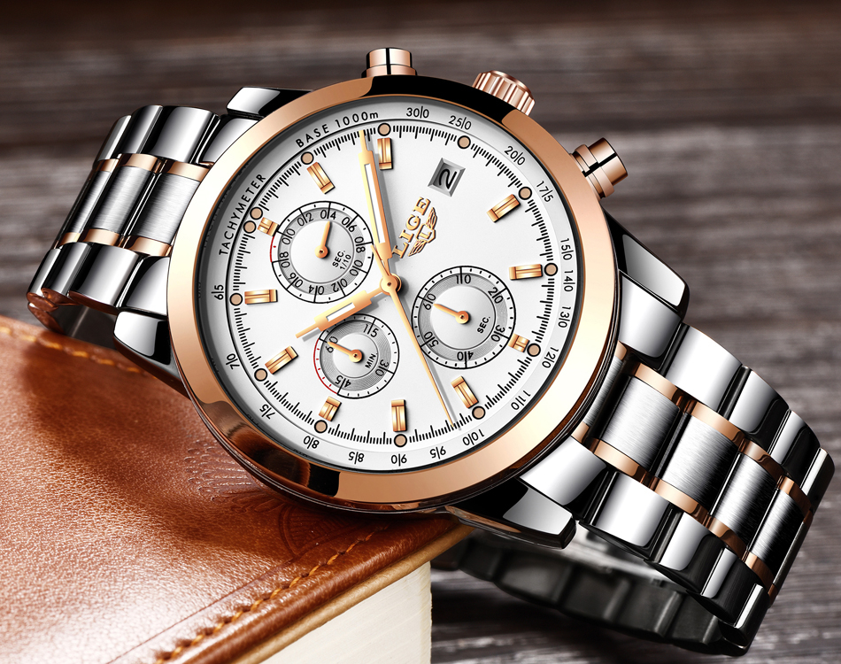 HTB1OReueWzB9uJjSZFMq6xq4XXaS - LIGE Mens Watches Top Brand Luxury Business Quartz Watch stainless steel Strap Casual Waterproof Sport Watch Relogio Masculino