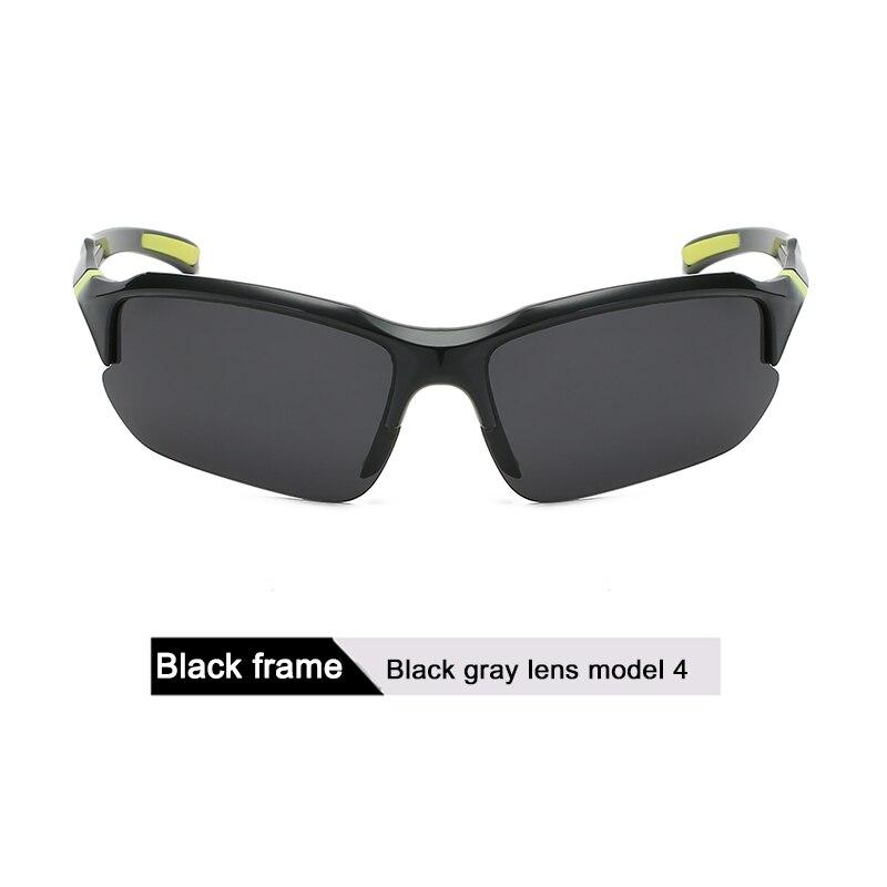 DONQL, поляризационные солнцезащитные очки для рыбалки, мужские спортивные очки для велоспорта, поляризационные линзы, UV400, очки для рыбалки, очки для ночного видения, женские - Цвет: 3