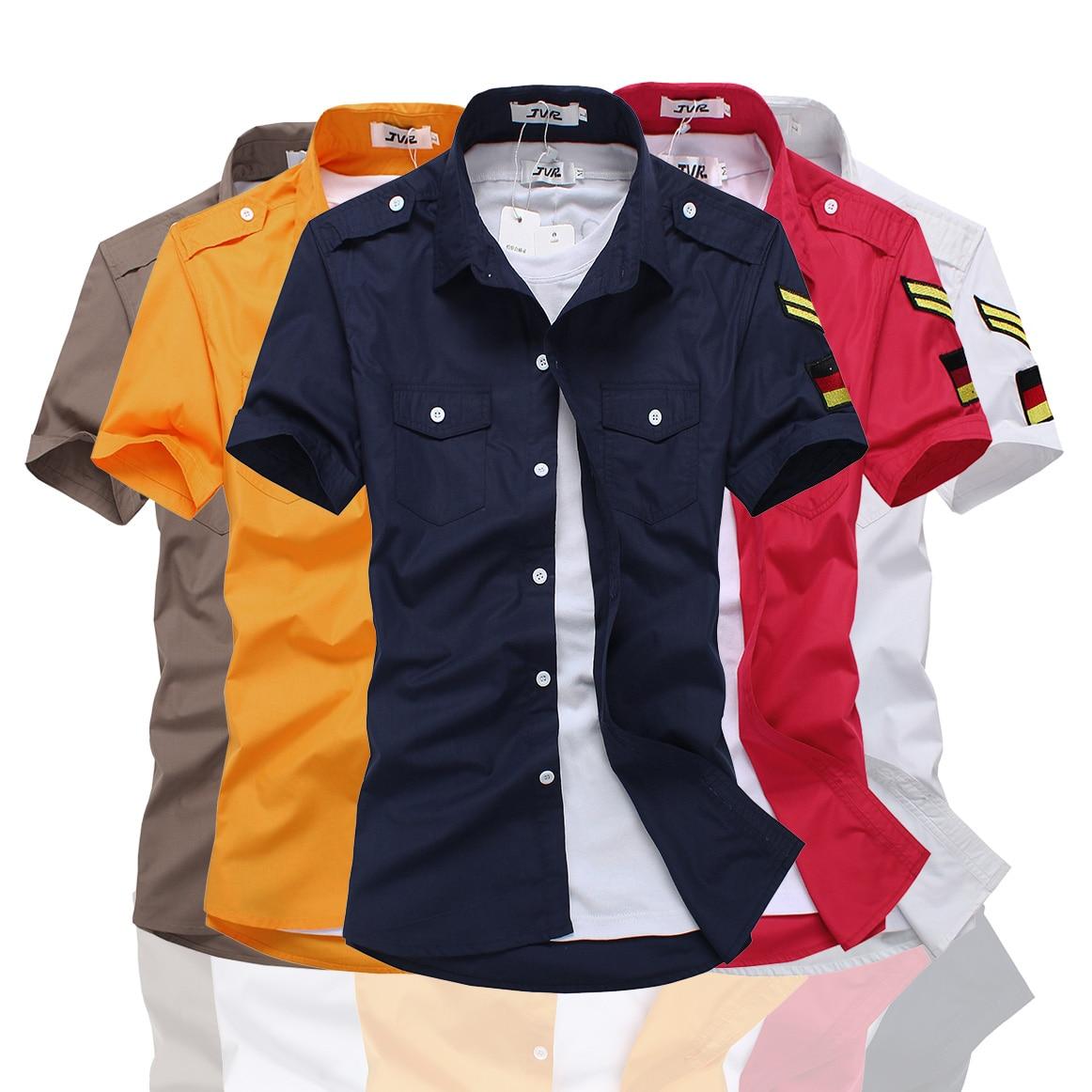 2013 Summer Men 39 S Male Short Sleeve Shirt Commando