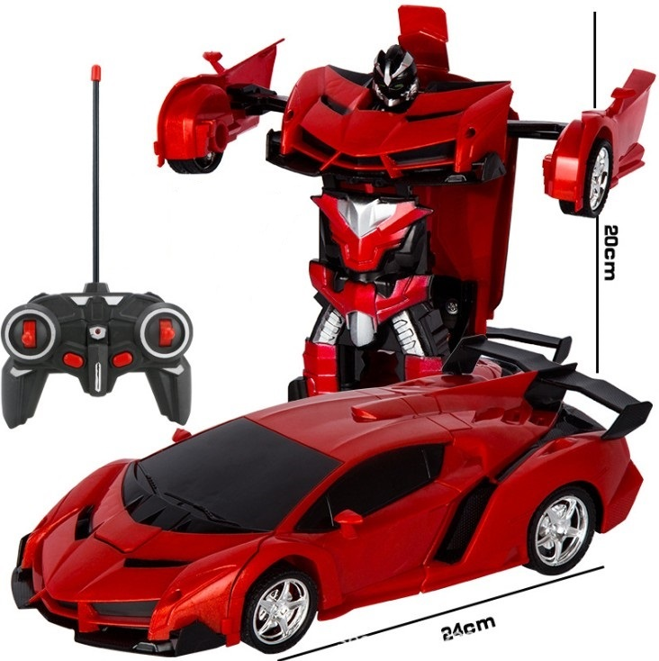 RC 2 in 1 Transformer Car 2
