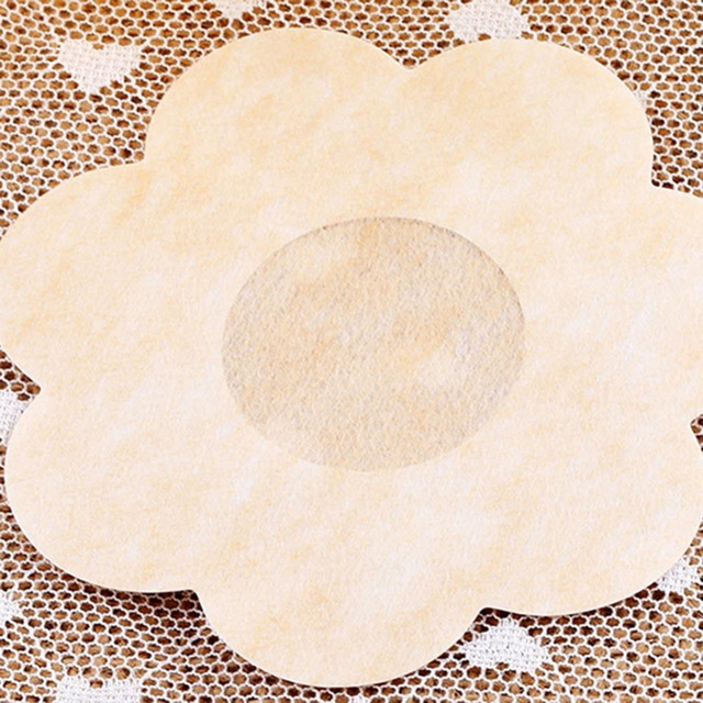 Disposable Soft Nipple Covers 10 / 20 / 50 pcs Set Disposables & Single-Use Undergarments & Socks