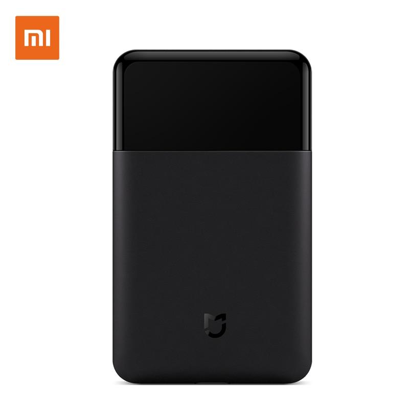 Xiaomi mi jia rasage Portable rasoir électrique rase USB Rechargeable 60HRC japon acier hommes voyage pour xiaomi mi smart home