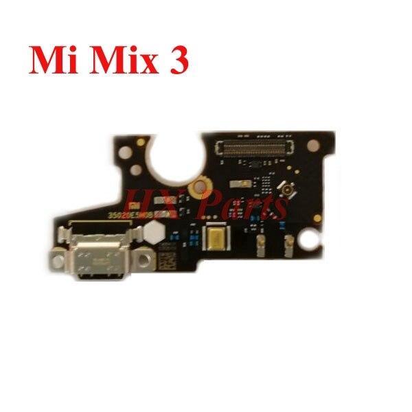 10x For Xiaomi Mi MIX 3 USB Charger Port Dock Connector PCB Board Charging Port Flex