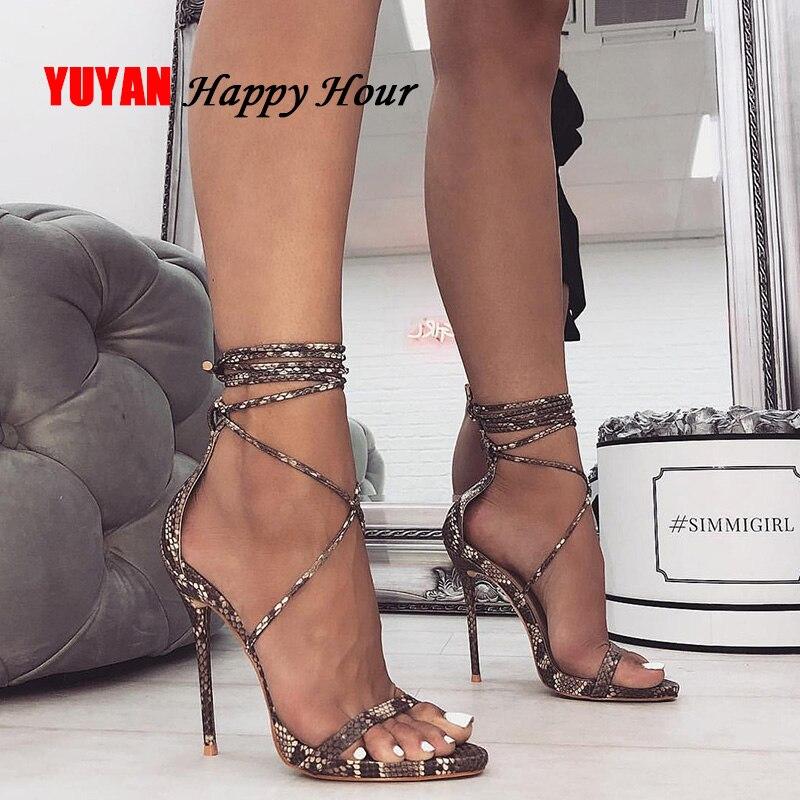 Летние туфли; женская обувь на высоком каблуке; пикантные женские туфли в римском стиле на очень высоком каблуке; Брендовые женские туфли лодочки для ночного клуба; женская обувь для вечеринок; YX662