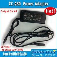 Gratis verzending! Power Adapter (5 V 4A) voor Cubieboard4 CC-A80 development board ondersteunen Cubieboard