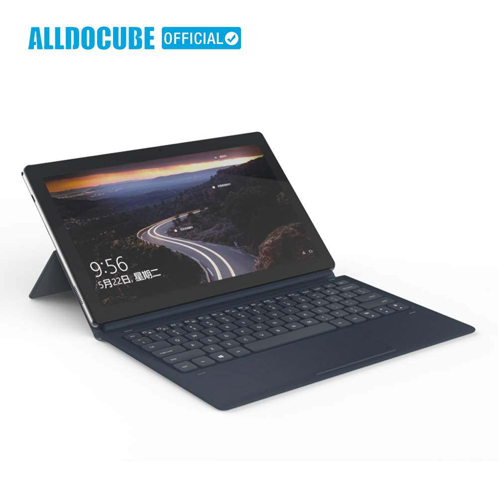 ALLDOCUBE KNote5 Cube Knote 5 11.6 inch FHD 1920*1080 windows10 intel Gemini lake N4000 2in 1 Tablet PC Mini PC 4GB RAM 64GB ROM